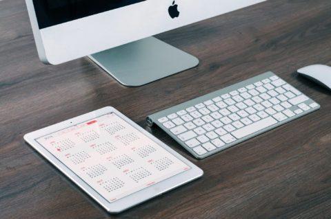 Mac Ipad and Keyboard