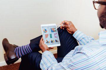 Business analytics and work